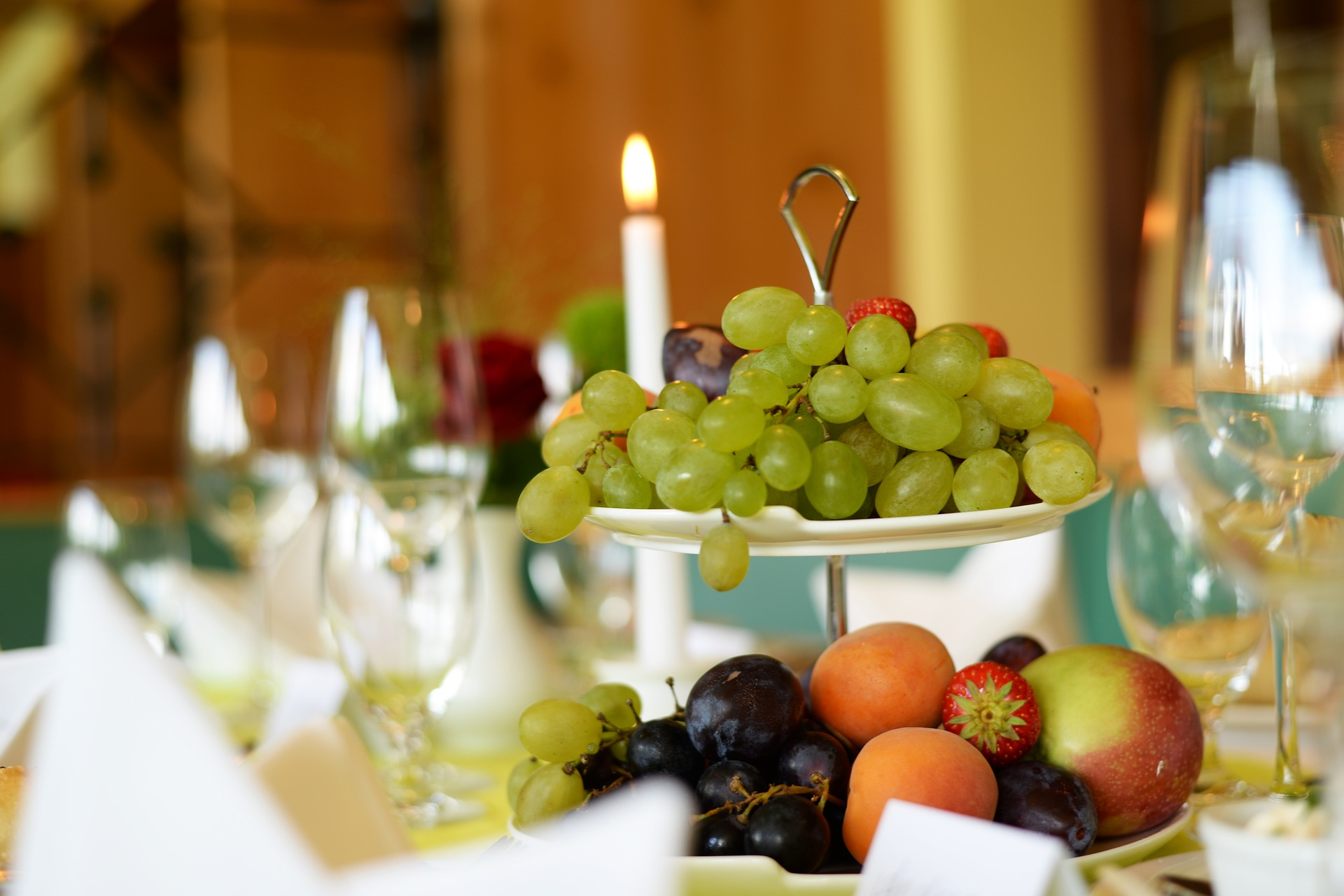 Acropolis Cuisine-fruit-table-display-Catering-and-Events-image